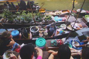 東南アジアの生活