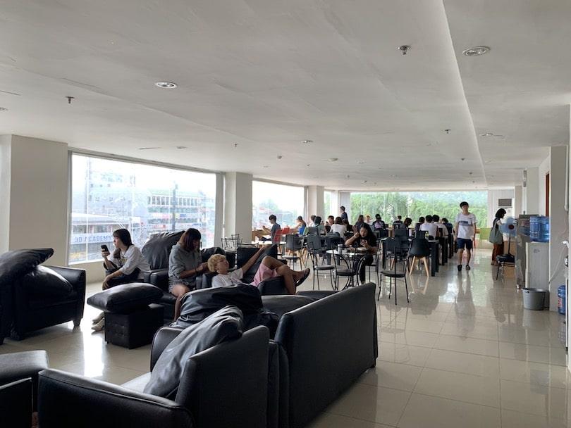 3d 食堂