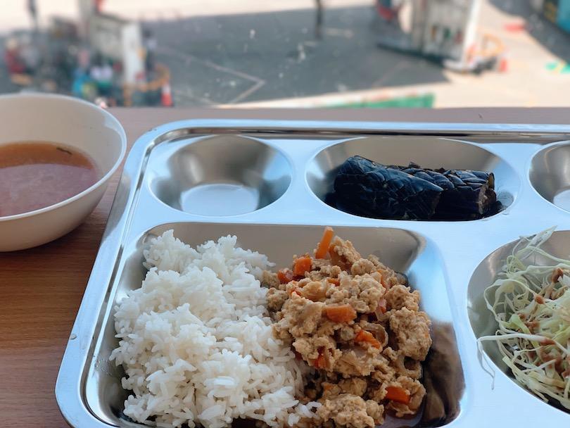 3d 昼食