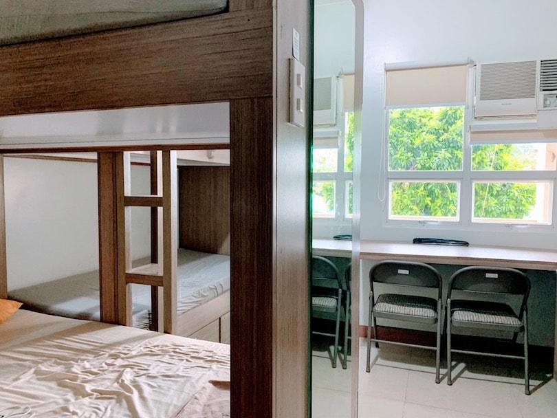 NexSeed寮の部屋